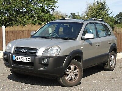 2006 Hyundai Tucson 2.0 Crtd Cdx - 6 Speed Manual - Huge Service Records