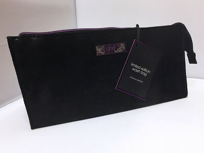 GHD Limited Edition Nocturne Collection Hair Straightener / Style Iron Wash Bag