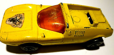 MATCHBOX SUPERFAST RENNWAGEN MOD ROD No. 1 1971 Made in England by LESNEY