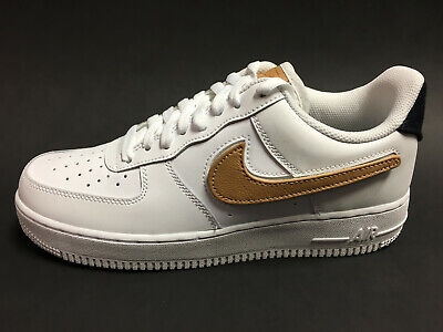 NIKE AIR FORCE 1 '07 LV8 Herren Sneaker weiss CT2253 100
