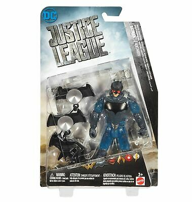 """Justice League 15 cm 6""""  Figure Batman Knight Ops Brand New Sealed"""