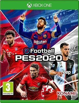 eFootball PES 2020 | Xbox One New