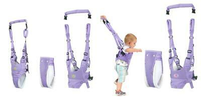 4 in 1 Baby Functional Safety Walking Assistant Walker for Baby 7-24 Months New
