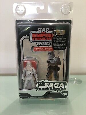 Star Wars MOC Imperial Snowtrooper Saga Collection Fantastic