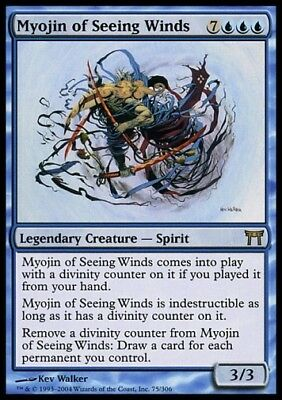CoK *Lifegain FOIL NM* MTG 1x HONDEN OF CLEANSING FIRE