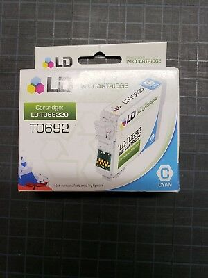 LD Recycled Ink Cartridge Epson T0692