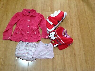 bulk girl size 6-7 6 7 clothes witchery chino pumpkin patch jumper cardigan