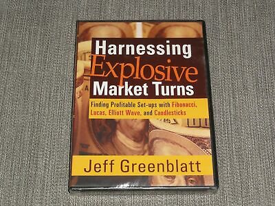 Jeff Greenblatt Harnessing Explosive Market Turns DVD Fibonacci Candlesticks