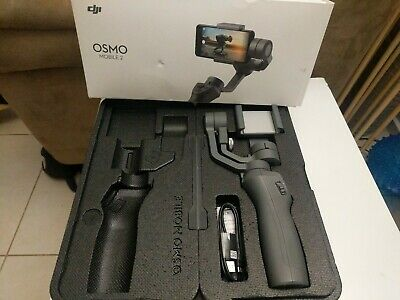 DJI Osmo Mobile 2 Gimbal for Smartphone Android/iPhone (Near New)