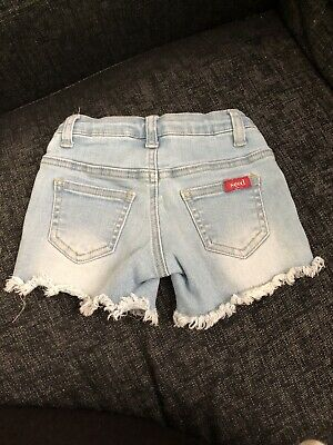 Toddler Seed shorts Size 2