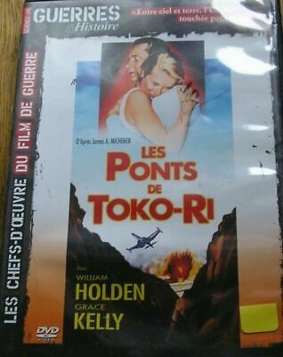 """ LES PONTS DE TOKO-RI "" DVD NEUF - Grace KELLY - William HOLDEN - GUERRE"