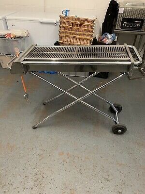 Buffalo Lpg Gas Barbecue Griddle Burgers Chicken Sausage