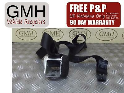Ford Focus MK2 Right Driver Offside Rear Seat Belt 4m51a611868 2008-2010 ~