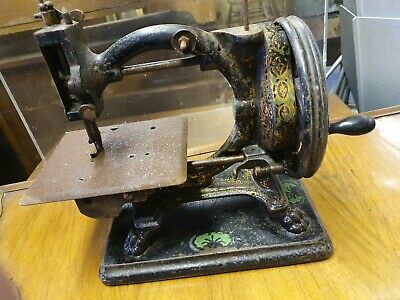 Antique Shakespear Sewing Machine, The Royal Sewing Machine.