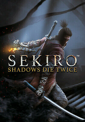 Sekiro Shadows Die Twice game playable quick deliver