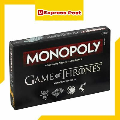 MONOPOLY Game of Thrones Edition Party Game