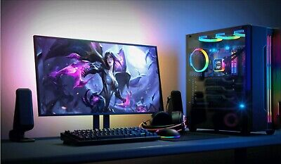 Ultimate Gaming/Creator PC Core i9 9900K 5.0Ghz RTX 2080TI 11GB 2TB SSD 32GB