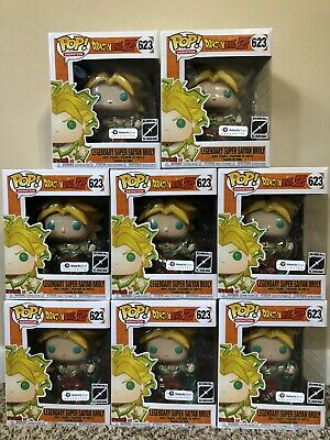 Funko Pop! Legendary Super Saiyan Broly 6 In Galactic Toys Exclusive w/Protector