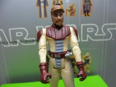 "2009 Loose Star Wars Obi-Wan In Space Suit Figure 3 3/4"" The Clone Wars"