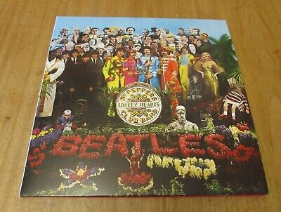 The Beatles - Sgt Peppers Lonely Hearts Club Band 180g Vinyl