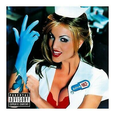 Blink-182  Enema Of The State  MCA Records CD All The Small Things Free Shipping