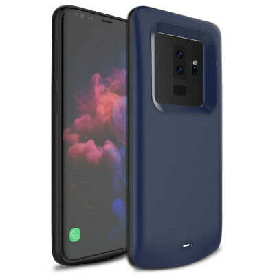5200mAh Ultra-thin Charging Case Battery Cover For Samsung Galaxy S9 Plus USA