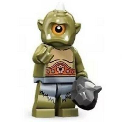 "LEGO MINIFIGURES SERIES 9 (71000) ~ The ""CYCLOPS"" ~(SEALED PACK)  2013"