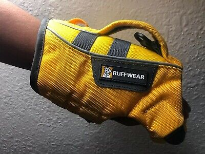 Ruffwear Float Coat Dog Life Jacket Safety Vest Reflective K-9 Gear XXS Small