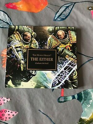 Black Library The Horus Heresy: The Either Audiobook By Graham McNeill