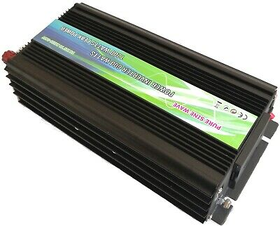 500W 600W (1200w peak) power inverter 12v Pure sine wave 230v 500 watt