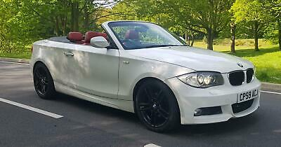 2009 BMW 125 3.0 M Sports AUTOMATIC Convertible
