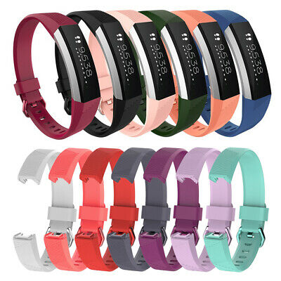 Soft Replacement for Fitbit Alta / Alta HR Bracelet Silicone Watch Band Strap