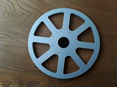 Elmo 1200ft Spool For 8mm Projector Good Used Example.