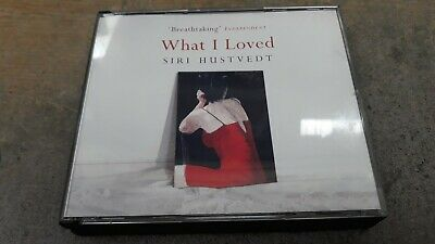 What I Loved Siri Hustvedt Audio Book 3 Cd Read By Vincent Marzello