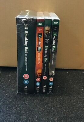 Breaking Bad Complete DVDs Box set Collection Mainly New