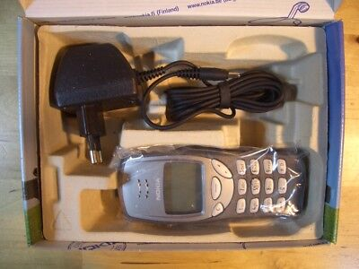 Nokia 3210 Telefono Movil Mobile Cellular Vintage Box Boxed New