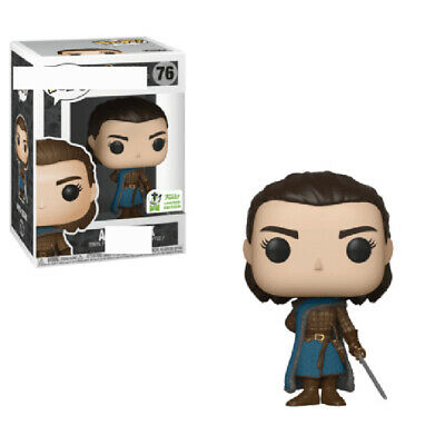 Funko Pop Game of Thrones Vinyl Action Figure #369 Arya Star Collectible Toys