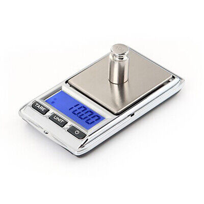 100/200/500g High Precision Pocket Jewellery Scale Electronic Digital Milligram