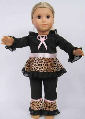 Fashion Doll Clothes Dress Accessories Top Toy 18 inch for Girl Outfit Handmade