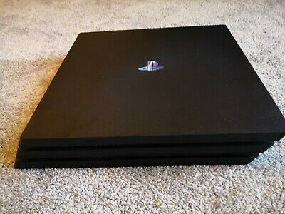Sony Playstation 4 Pro 1TB Game Console - Black