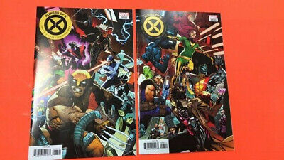 House of X 3 / Powers Of X 3 Connecting Covers Asrar Variant NMint 1st Print New
