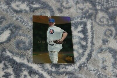 2005 Upper Deck Baseball Reflections UD Kerry Wood Chicago Cubs PROMO RARE