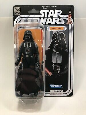 Star Wars Black Series Darth Vader 40th Anniversary New Sealed Package MINT!