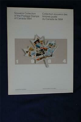 1984 Canada Post Annual Collection Mint Stamps $14.76 Face Value