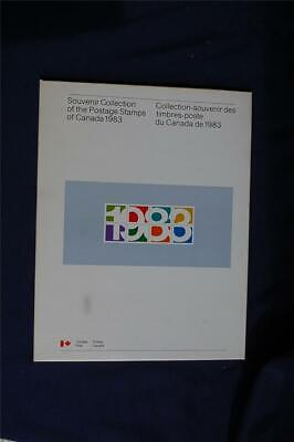 1983 Canada Post Annual Collection Mint Stamps $20.53 Face Value