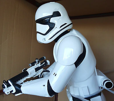 Lucasfilm Anovos Star Wars Tfa First Order Stormtrooper Statue Figure 1:1 Scale