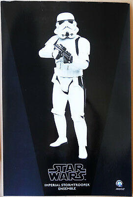 Anovos Star Wars 1:1 Scale Imperial Stormtrooper Ensemble Costume Figure Statue