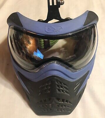 V-Force Grill Paintball Mask Pre-owned