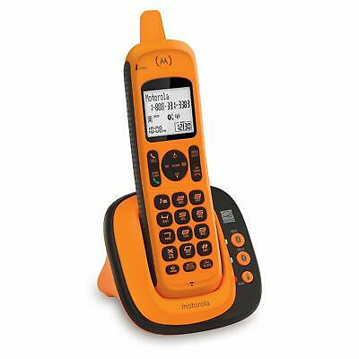 Motorola XT801 DECT 6.0 Rugged Waterproof Cordless Phone with Bluetooth - New!