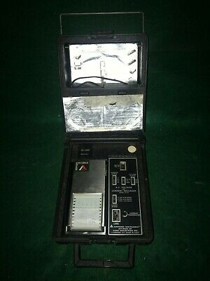 Amprobe Instrument LAV21E  AC Voltage/ Current Recorder & Case